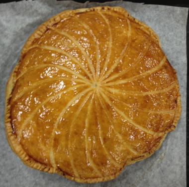 ガレット・デ・ロワ・オ・ショコラのレシピ