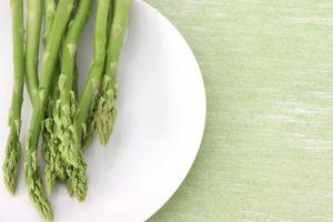 フランス料理教室「アトリエJPM」アスパラガス