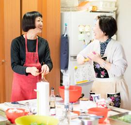 ノワロー 三起子 フランス家庭料理教室