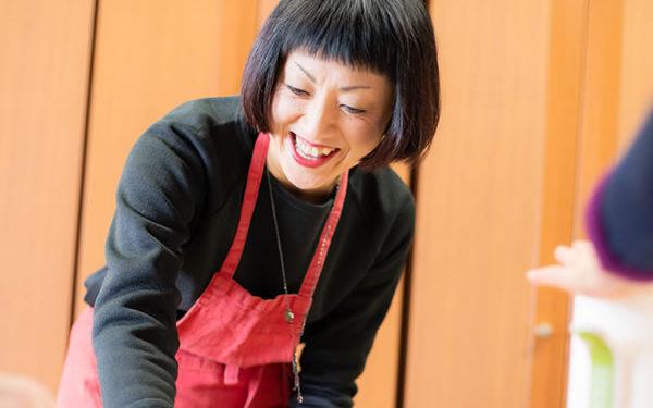 フランス料理教室講師